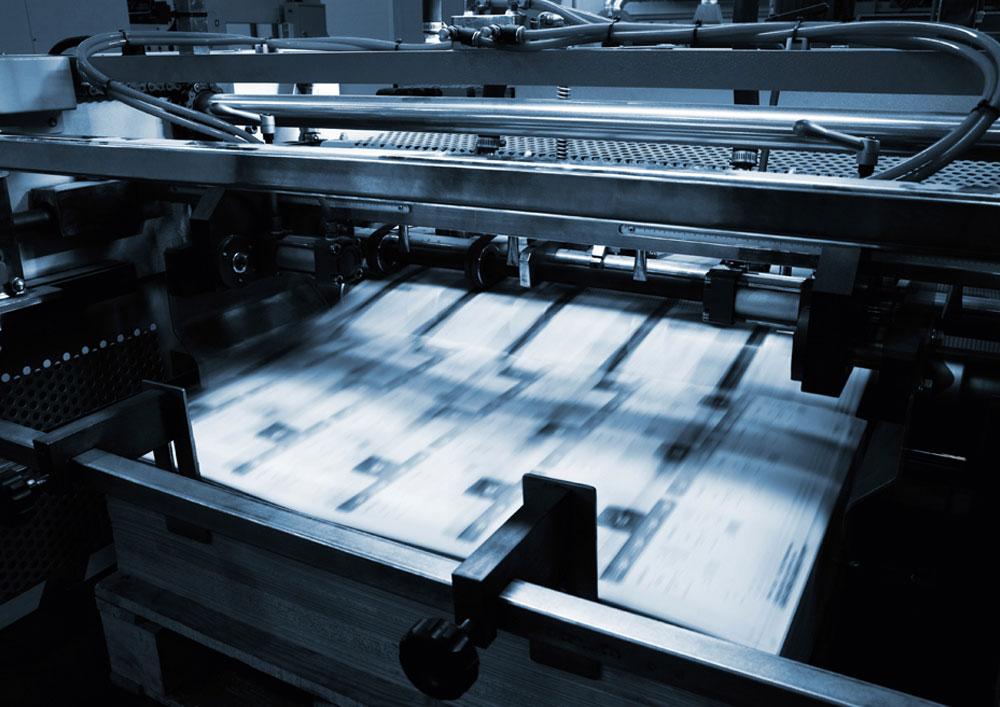 Druckservice Print, Offsetdruck, Flyer, Broschüre